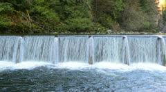 Waterfall cascade Stock Footage
