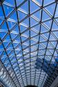 Stock Photo of glass roof