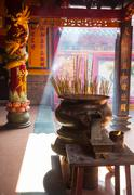 Stock Photo of chinese temple