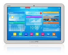 White tablet PC Stock Illustration