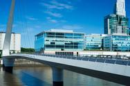 Stock Photo of puerto madero