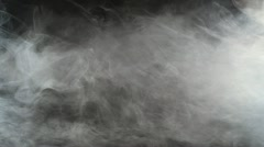 background smoke - stock footage