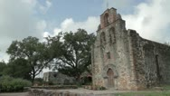 Stock Video Footage of Missions National Historical Park San Antonio Texas