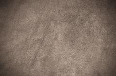 Grey leather texture closeup Stock Photos