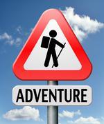 adventure - stock illustration