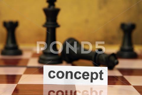 Stock photo of concept