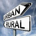 Urban or rural Stock Illustration