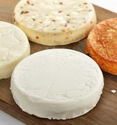 cheese assortment - stock photo