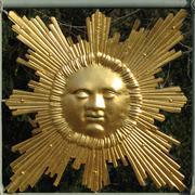 A Royal Sun - stock photo