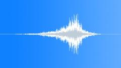 Daemonic whoosh - sound effect
