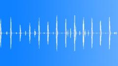 Squeaky floor - sound effect