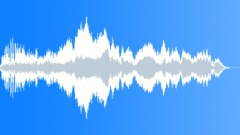 Slow hinge creak - sound effect