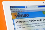 Stock Photo of vimeo unveils design revamp posing challenge to youtube