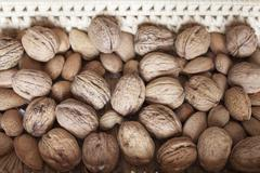 Mixed nut Stock Photos