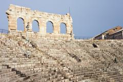 Arena di Verona - stock photo