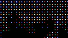 LED show Stock Footage