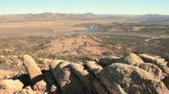 Elk Mountian View III Stock Footage