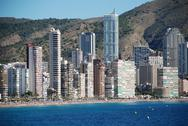 Stock Photo of benidorm