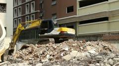 Demolition 3286 Stock Footage