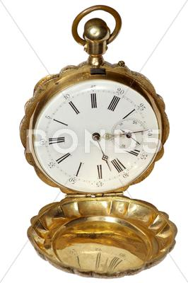 Stock photo of clock