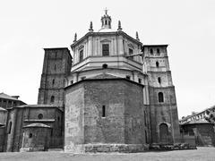 Stock Photo of san lorenzo church, milan
