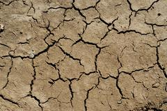 Stock Photo of dry soil background