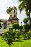 templo de la soledad, guadalajara jalisco, mexico - stock photo