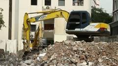 Demolition 3290 1 Stock Footage