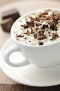 Stock Photo of hot chocolate