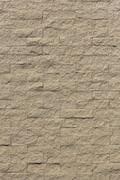 Sand stone Wall, Vertical Background Stock Photos