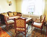 Stock Photo of interior with antique furniture