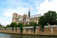 Stock Photo of notre dame cathedral