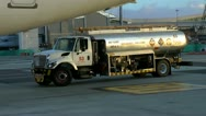 Stock Video Footage of Fuel Trucks, Gasoline, Jet Fuel, Diesel
