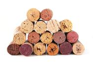 Stock Photo of wine corks