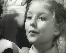 Children's choir. Newsreel of the USSR. Stock Footage