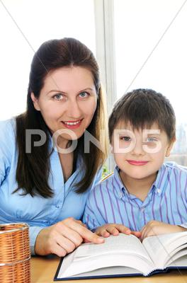 Stock photo of tutoring
