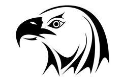 Bald eagle Stock Illustration