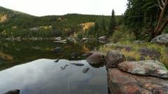 Bear Lake Scenery - stock footage