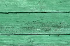 old green wood texture - stock photo