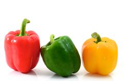 bell pepper - stock photo