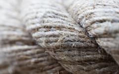Hemp rope Stock Photos