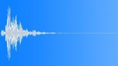 Car door shut distant - sound effect