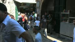 008 0207 Old city2 Stock Footage