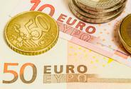 Stock Photo of euro currency