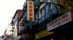 San Francisco.17 - stock footage