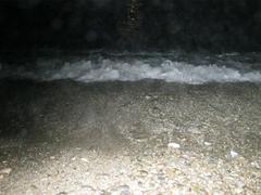 Night sea Stock Photos