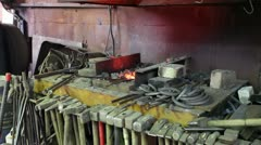 Forge Stock Footage