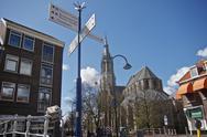 Stock Photo of tourism hotspots signage