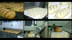 Bakery Stock Footage