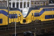 Stock Photo of Inter City Train